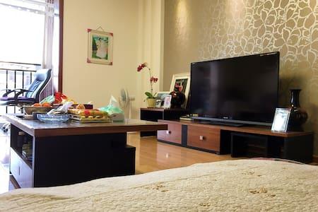 温馨舒适的家庭自住房间「只推荐最好的当地游玩攻略,美食美景一网打尽」 - 西昌市 - Гестхаус