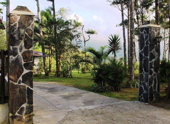 CABAÑA VISTA A LA MONTAÑA, CON CENA - Panama - Bed & Breakfast