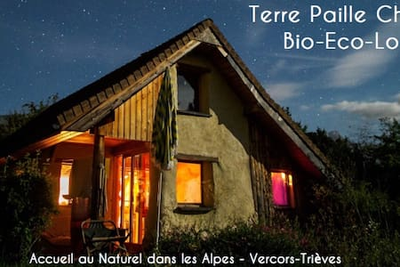 Terre Paille Chaux, Bio-Eco-Lodge in French Alps - Mens