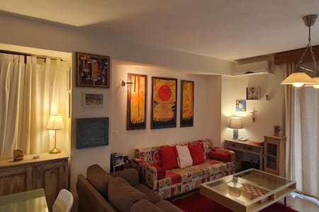 Spacious  apartment near the beach 6119