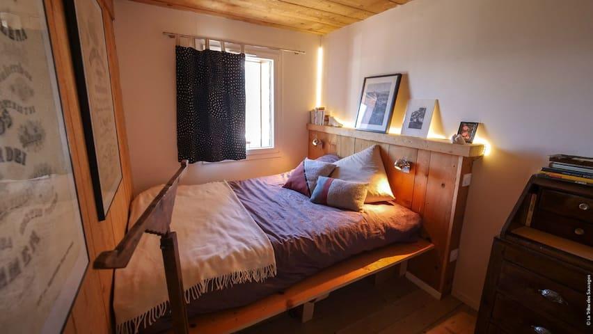 Col de Romme: Chambre calme chez Hervé et Flavien
