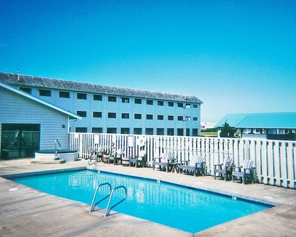 Washington Coast Resort - One Bedroom Condo (#1) in Ocean Shores