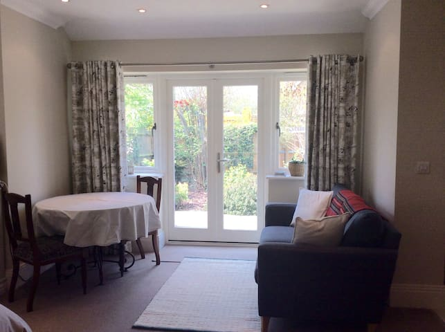 Sunny and spacious studio - Teddington - Pis