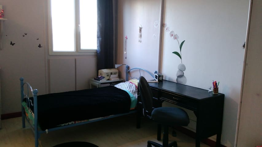 2 chambres tout confort