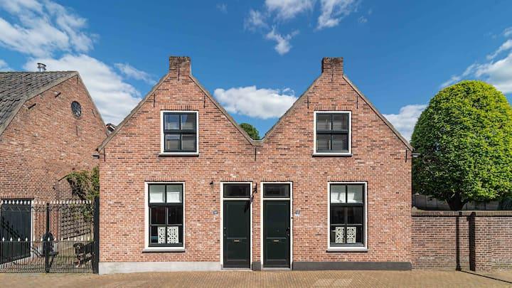 Huisje in het centrum van het oude Schoonhoven!