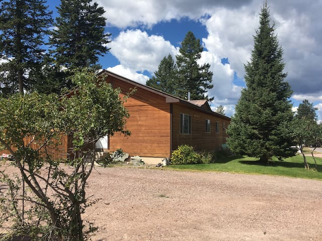 Great for families and large groups - Seeley Lake - House