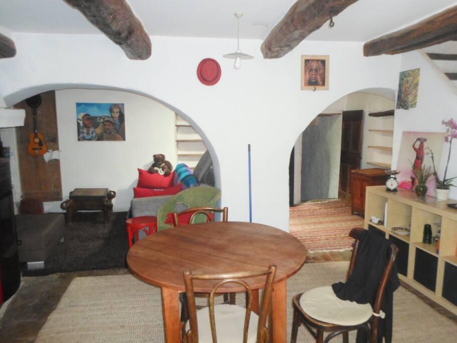 Chambre d 39 h te proche mont ventoux guest houses louer for Chambre hote ventoux
