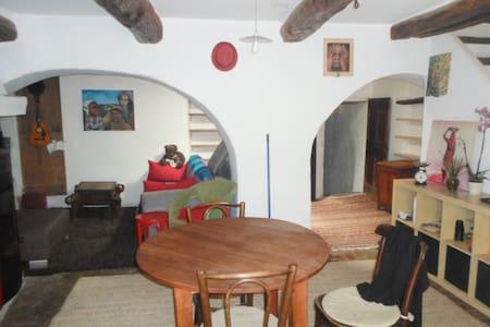 Chambre d'hôte proche Mont ventoux - Entrechaux - 旅舍