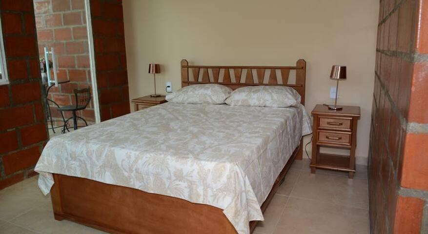 Suite com Varanda na Barra da Tijuca