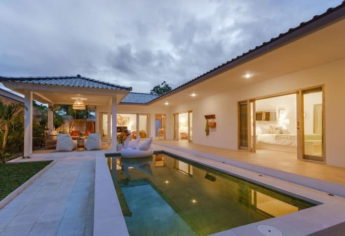 Dreamy villa in the heart of Kuta