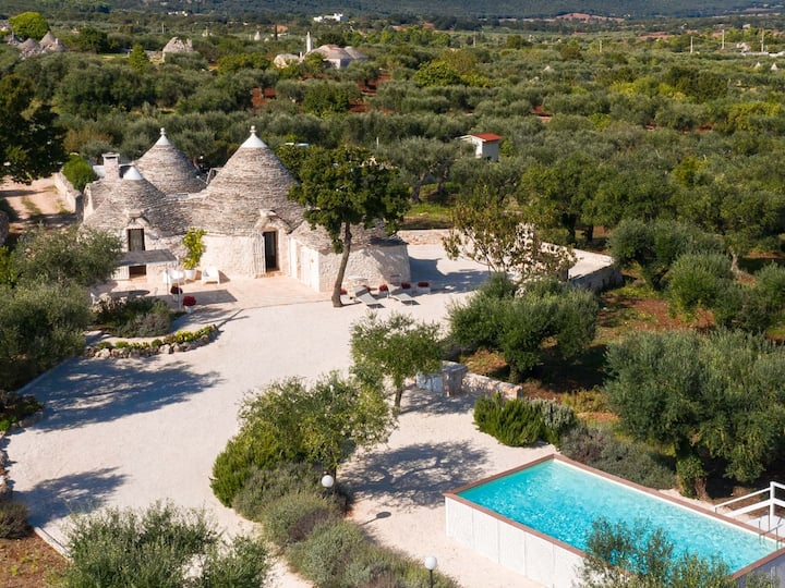 Trullo Augusta | Puglia Paradise