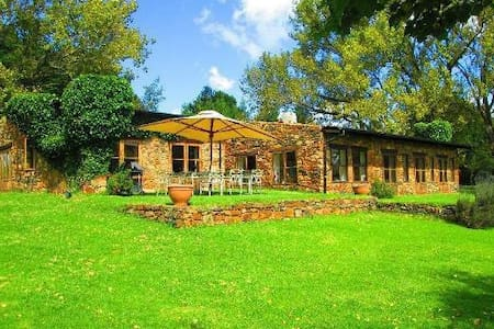 Charming farm house - Dullstroom - Haus