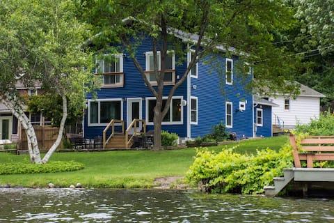 Escape to Lakefront Leisure—Amazing views!!