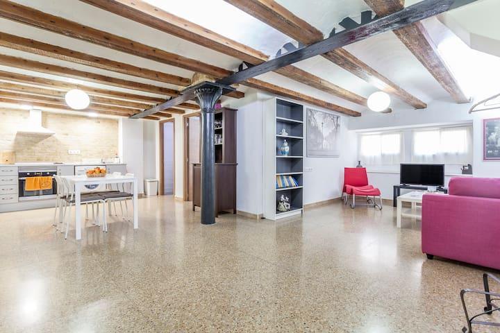 Acogedor apartamento en el centro