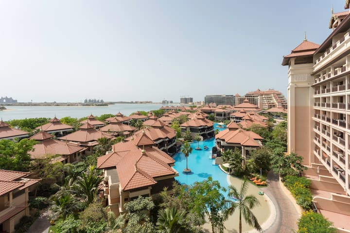Perfect Island Relaxation | 1BR at Palm Jumeirah