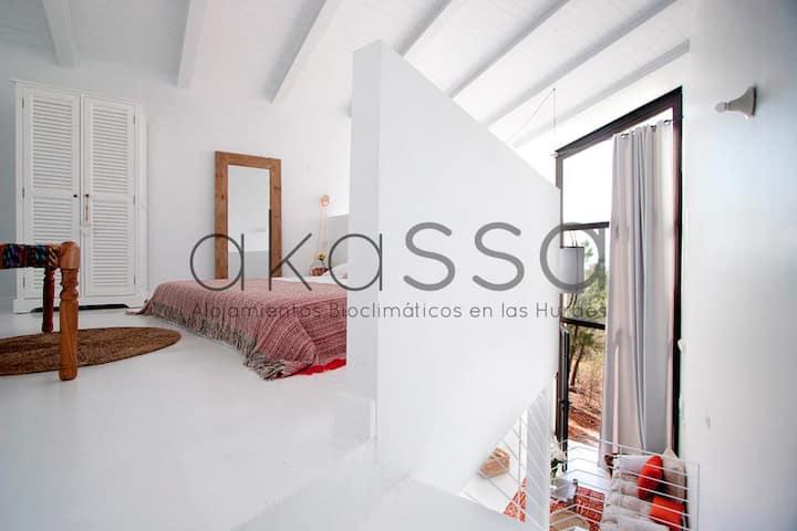akassa 4* Loft deluxe 1- 4pax Las Hurdes