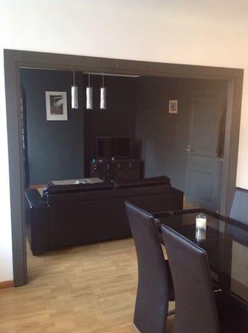 Bel appartement proche de la mer - Dunkerque - Apartemen