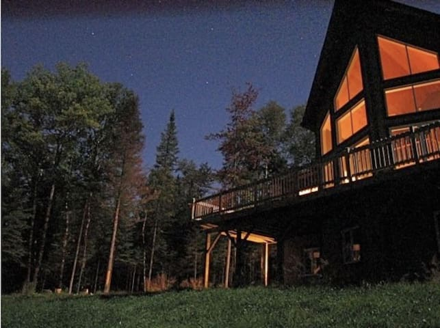 ★ Chalet in the mountain ★ - Saint-Sauveur - Huis