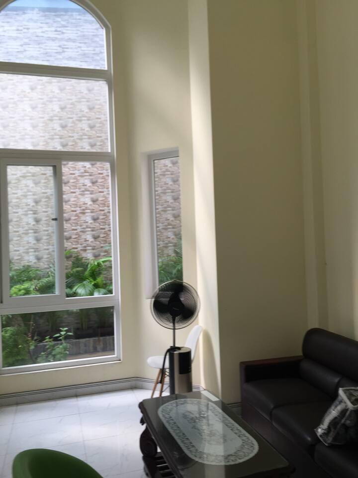 Phòng đường Nguyễn Văn Nghi, Phường 7