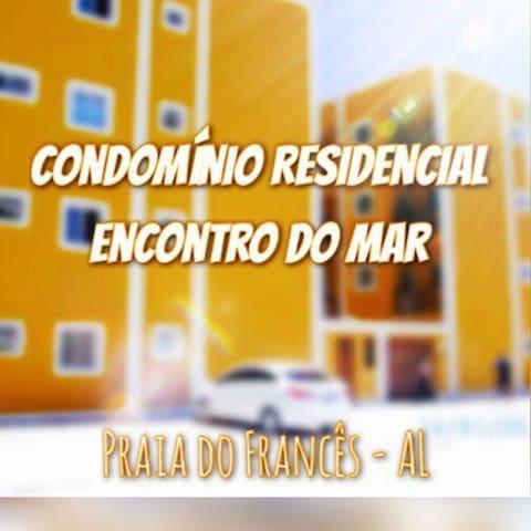 Apartamento na Praia do Francês - Marechal Deodoro - Departamento