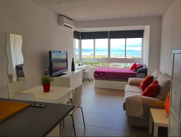 Nice Apartment with Sea View
