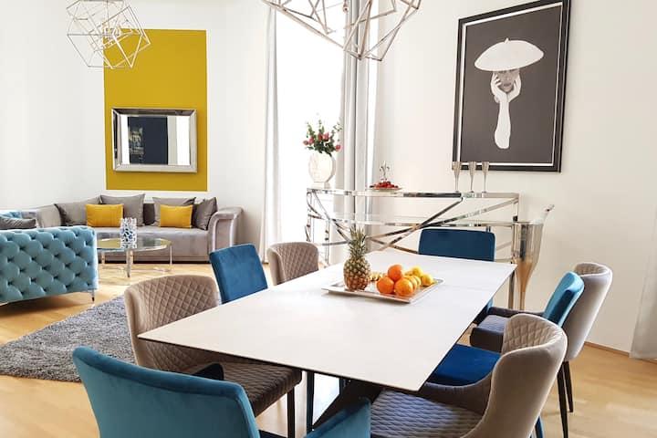Belle Epoque *Design Apartment XXL*