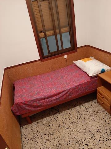 Room Camp del arpa