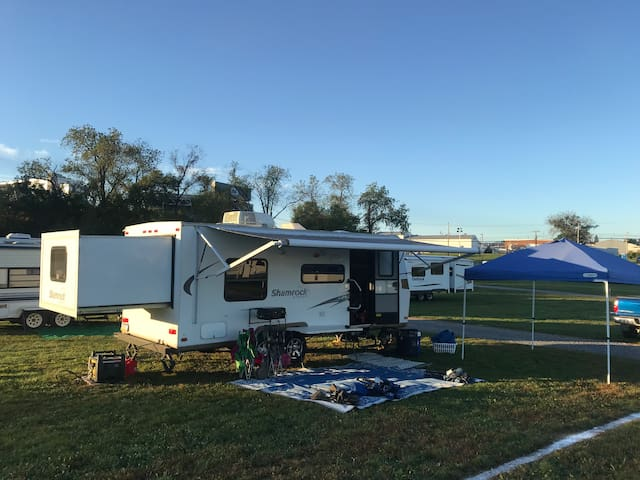 Penn State Tailgating ORV Experience