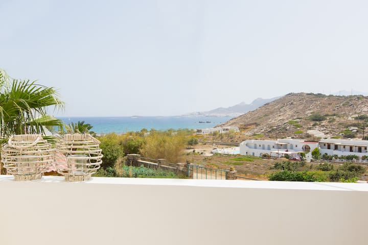 Sea View Apartment, with private Patio
