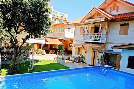 Holiday️ Rumah percutian mesra keluarga di Bangkok