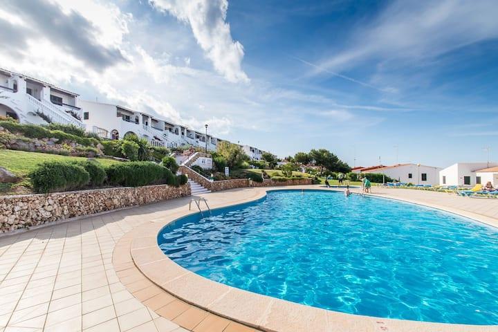 À proximité de la plage avec piscine partagée - Appartement Costa Arenal 23