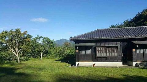 日月潭明宿-田頭社 雙人木屋
