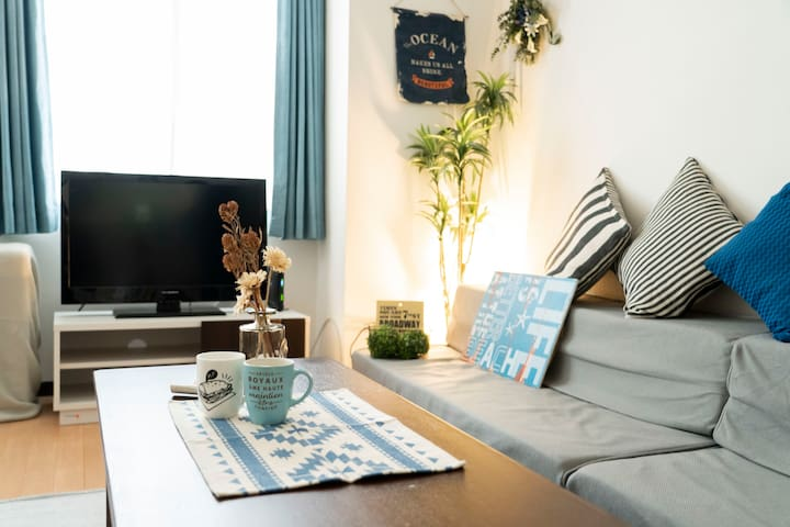 (BH307) Special discount ☆Stylish room in Sapporo☆