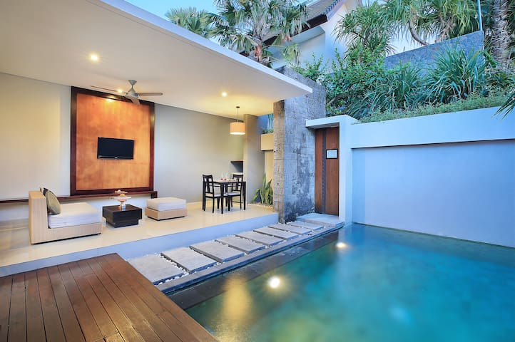 Suburb Seminyak Simple Villa