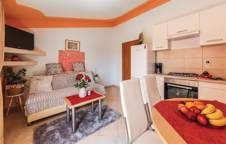 Holiday apartment with 1 bedroom on 45m² in Vodnjan