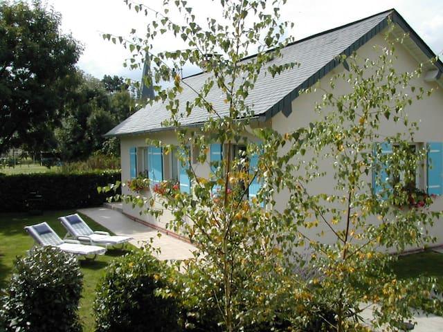 Charmante maison près de DIEPPE *** - Auppegard - Casa