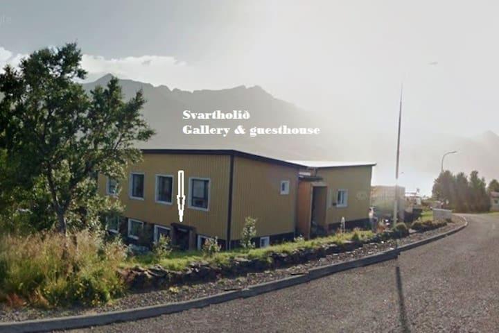 Gallery Backpackers Hostel Svartholid - Stöðvarfjörður - Pis