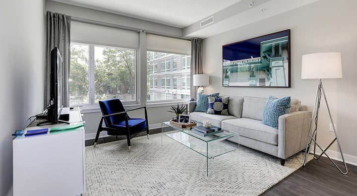 Stay in a place of your own | 1BR in Washington