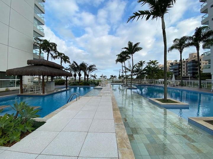 Condomínio Ocean Front-SPA & Home Resort, Enseada