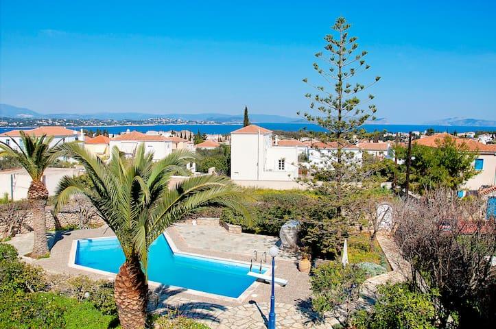Villa Gioula - Spetses - Villa