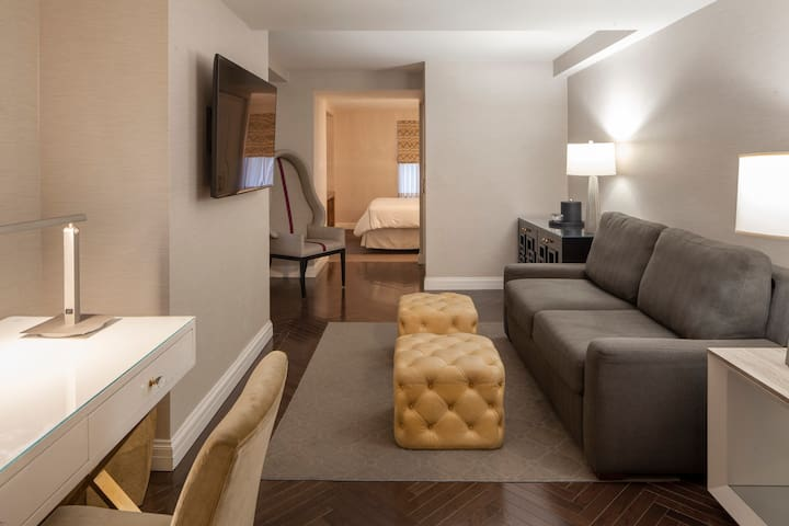 Luxury City Suites Steps from Central Park