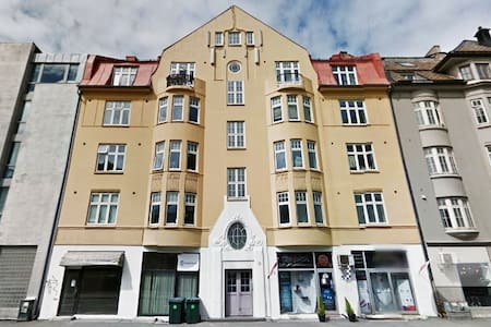 Modern apartment at Solsiden - Trondheim - Apartamento