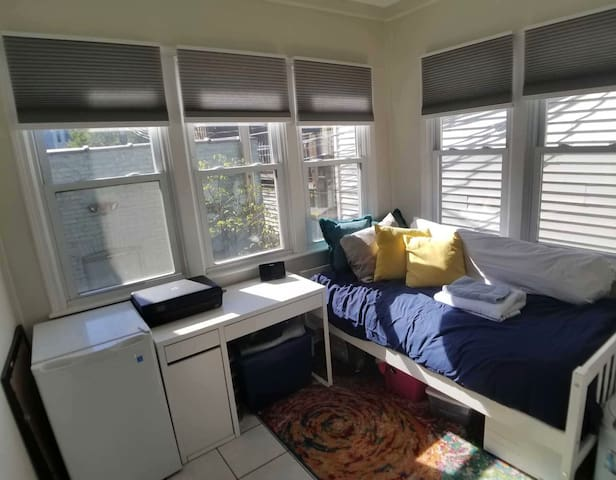 Sunny Guest Room in Lincoln Park!