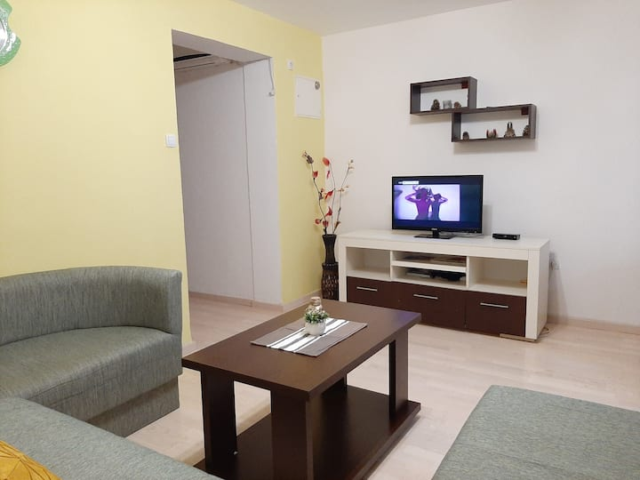Apartment in Center of Budva, 10min from the beach