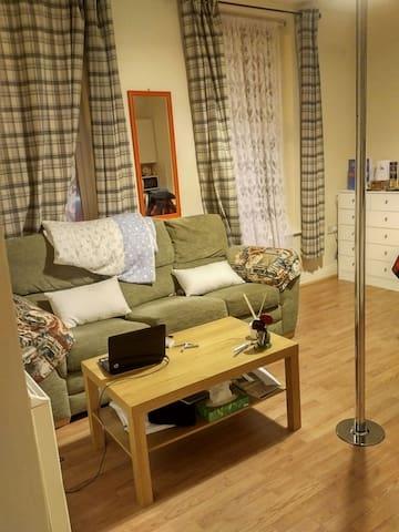Quiet flat, close to city center - Dublin - Apartmen