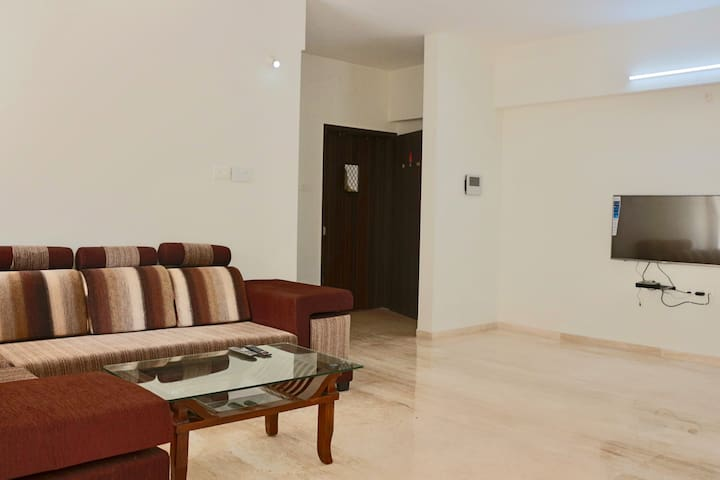 2BHK Ideal Service Apartments - Near Airport