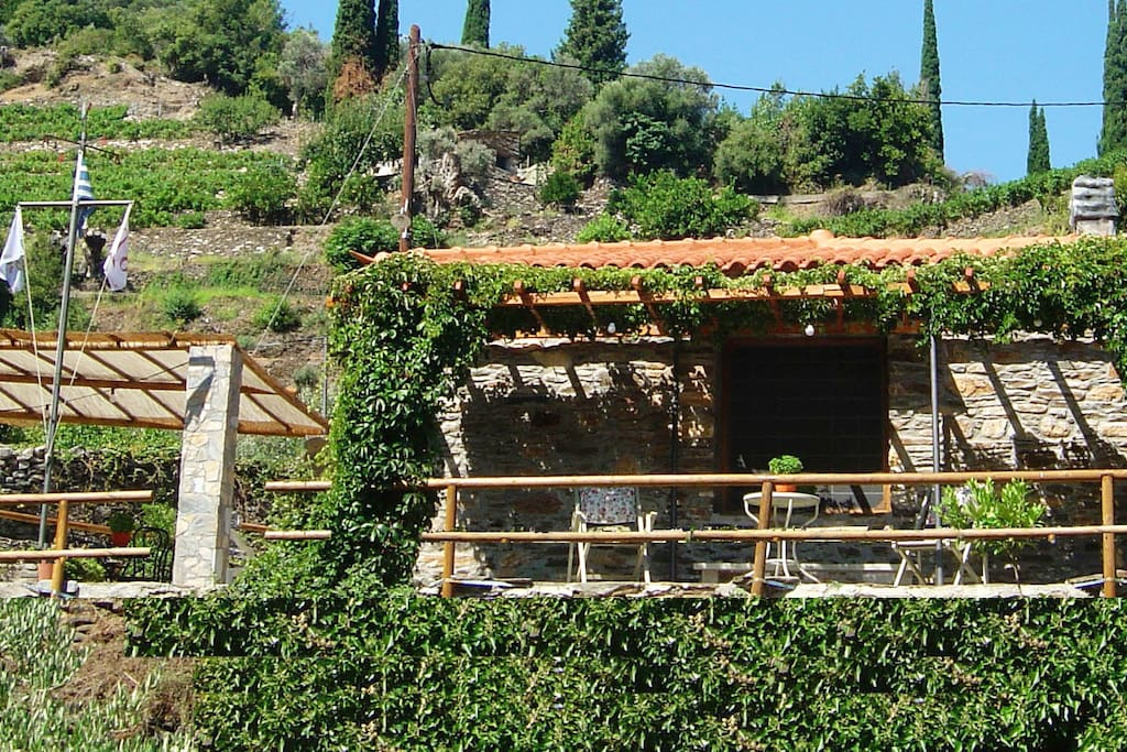 Stone-built Cottage in Ag. Konstantinos of Samos