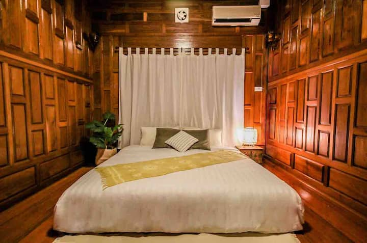 Krabi Onsen Guesthouse (Thai Traditional Style) R3