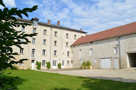 Moulin XVIIIème - 10 personnes - Baron - Hus