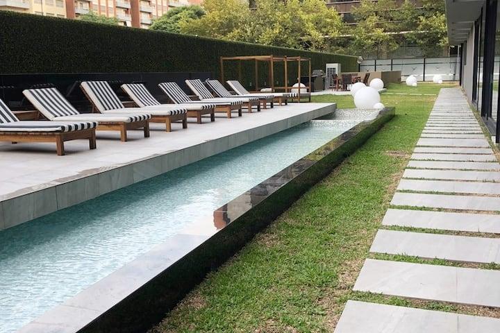 Hermoso departamento 2 ambientes en Puerto Madero!